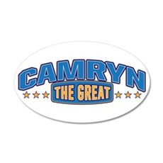 The Great Camryn Wall Decal