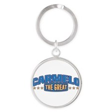 The Great Carmelo Keychains