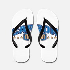 The Great Carson Flip Flops