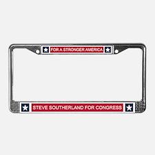 Elect Steve Southerland License Plate Frame