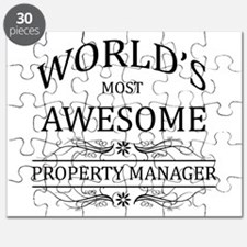 World's Most Awesome Property Manager Puzzle