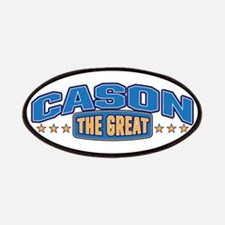 The Great Cason Patches