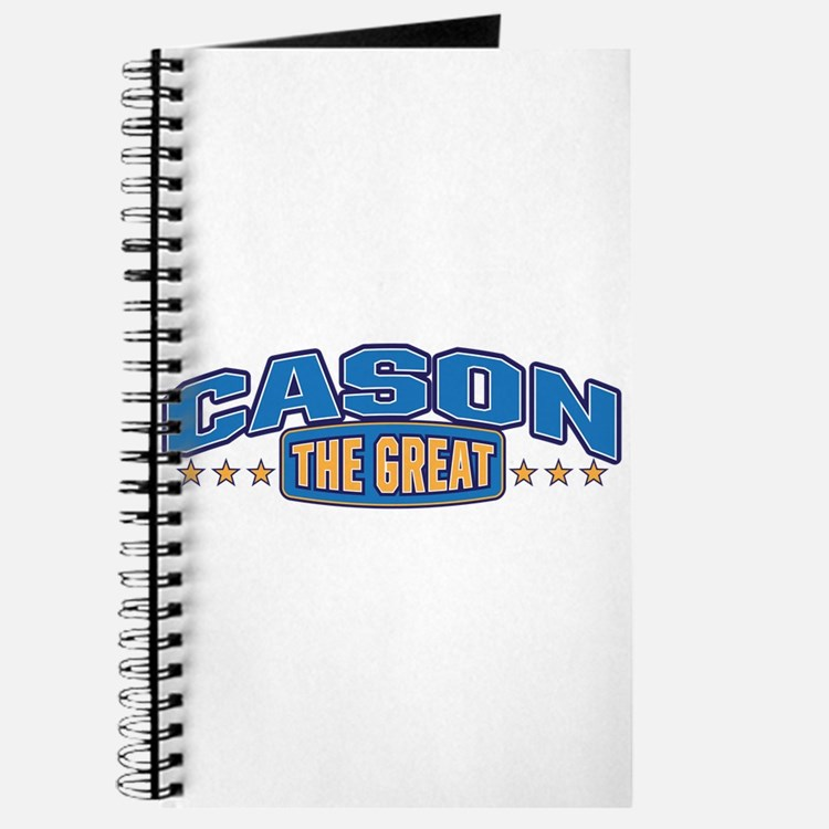 The Great Cason Journal
