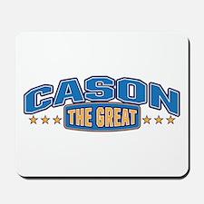 The Great Cason Mousepad