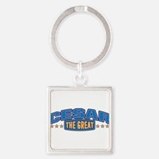 The Great Cesar Keychains