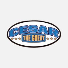 The Great Cesar Patches