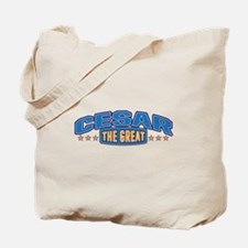 The Great Cesar Tote Bag