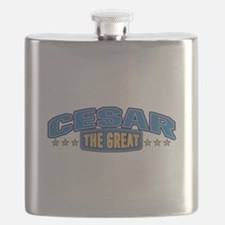 The Great Cesar Flask