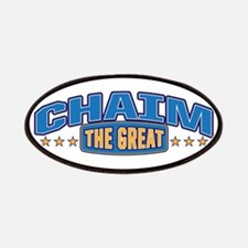 The Great Chaim Patches