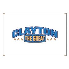 The Great Clayton Banner