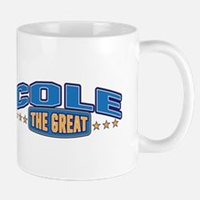 The Great Cole Small Mugs