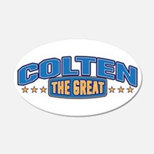 The Great Colten Wall Decal