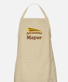 Awesome Mayor Apron