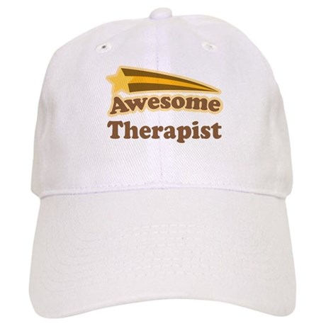 Awesome Therapist Cap
