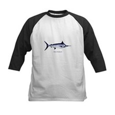 Blue Marlin Logo Baseball Jersey