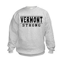 Vermont Strong Designs Sweatshirt