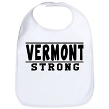 Vermont Strong Designs Bib