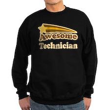 Awesome Technician Sweatshirt