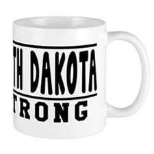 South Dakota Strong Designs Mug