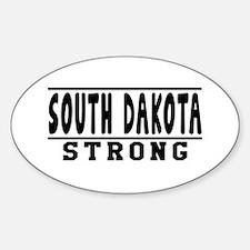 South Dakota Strong Designs Decal