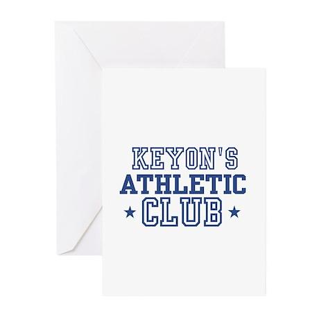 Keyon Greeting Cards (Pk of 10)