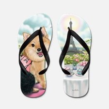 Porkie Flip Flops