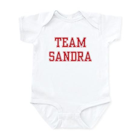 TEAM SANDRA Infant Creeper