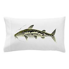 Spotted Sorubim (Shovelnosed Catfish) Pillow Case
