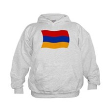 Armenia Flag 2 Hoodie