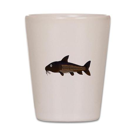 Amazon Ripsaw Catfish fish Shot Glass