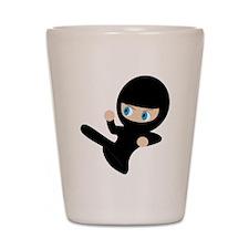 Ninja Shot Glass