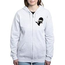 Ninja Zip Hoodie