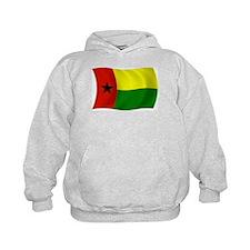 Guinea Bissau Flag Hoodie