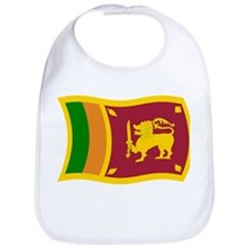 Sri Lanka Flag 2 Bib