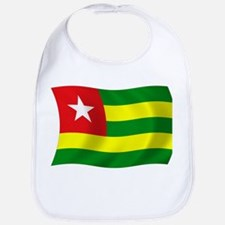 Togo Flag Bib