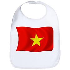 Vietnam Flag Bib