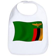 Zambia Flag Bib