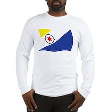 Bonaire Flag Long Sleeve T-Shirt