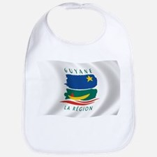 French Guiana Flag Bib