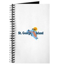 St. George Island - Map Design. Journal