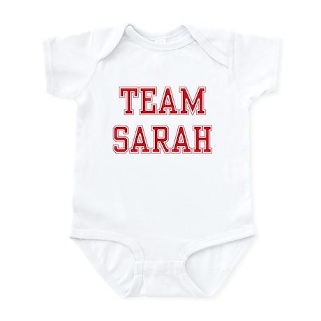 TEAM SARAH Infant Creeper