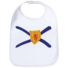 Nova Scotia Flag 2 Bib