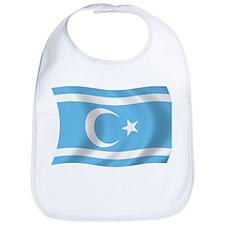 Iraqi Turkmen Flag Bib
