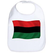 Pan African Flag Bib