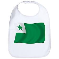 Esperanto Flag Bib