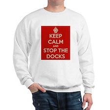 Stop The Docks Sweater - Men's