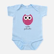 Cutie PaHOOTie Owl Body Suit
