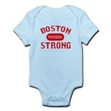 Boston strong mens Baby