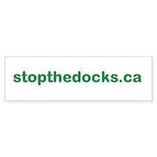 Cute Stopthedocks Bumper Sticker