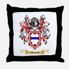Charters Throw Pillow